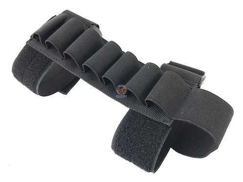 FLW 870 Butt Stock/Arm Shot-Shells Holder (BK)