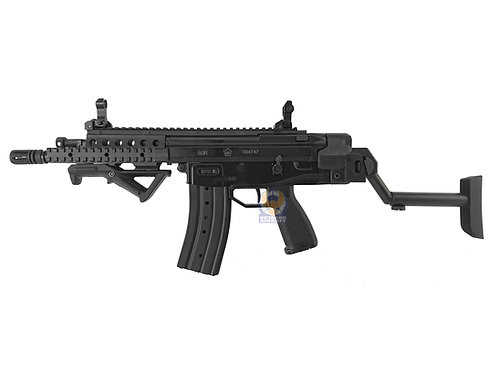 FLW Type 89 Tactical CQBR Custom with Visor Stock Type E