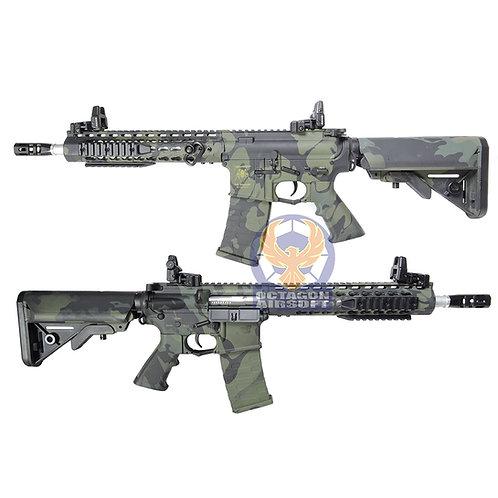 APS ASR114 EBB AEG (Black Multicam)