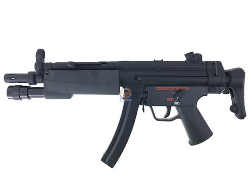 Classic Army MP012M MP5A5 with Tactical Lighted Forearm