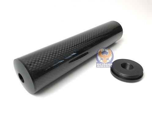 RSOV Silencer for 14mm CCW / CW (carbon fiber)
