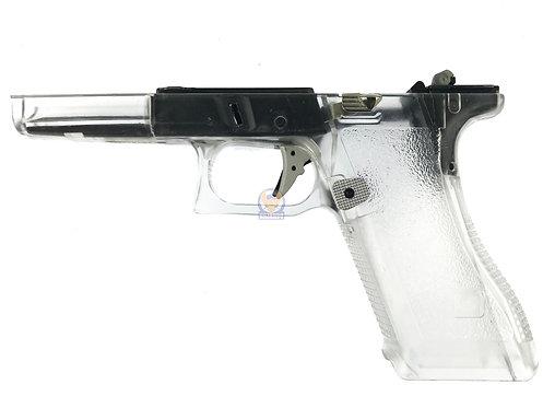 FLW Gen 2 Lower w/ Gun Modify Parts Transparent Clear