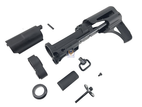 APS Collapsible Rifle Stock (CRS) EE100