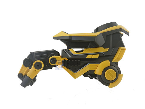 OCTOPUS Hand Cannon Electric 7-8mm Gel Ball Blaster.