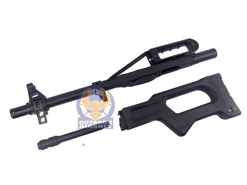 Raptor TWI Steel PKP Pecheneg Machine Gun Conversion Kit for A&K PKM AEG