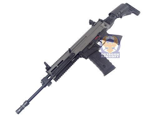 ASG CZ 805 Bren-A1 Carbine Full Licenced AEG with CAA M4 Magzine (Grey/BK)