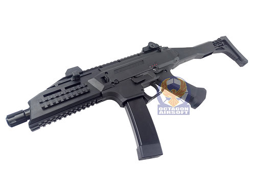 ASG CZ Scorpion EVO3 A1 SMG AEG (Black)