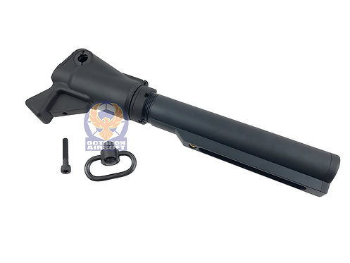 Golden Eagle Gas Charging M4 Stock Adapter for M870 Gas Shotgun Series
