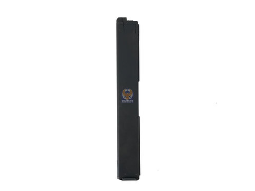 KSC M11A1 System 7 Version 50rds Extended QuickDraw mag for SMG (Black)