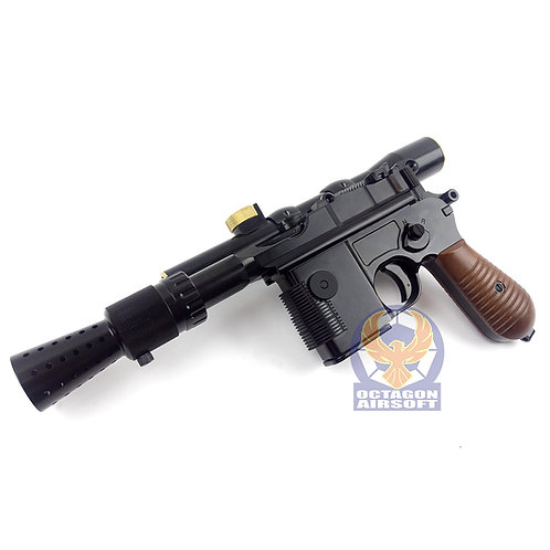 AW M712 DL-44 Blaster Semi / Auto GBB Pistol
