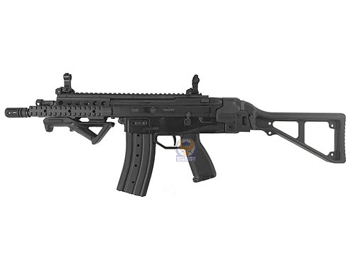 FLW Type 89 Tactical CQBR Custom with B&T Folding Stock Type D