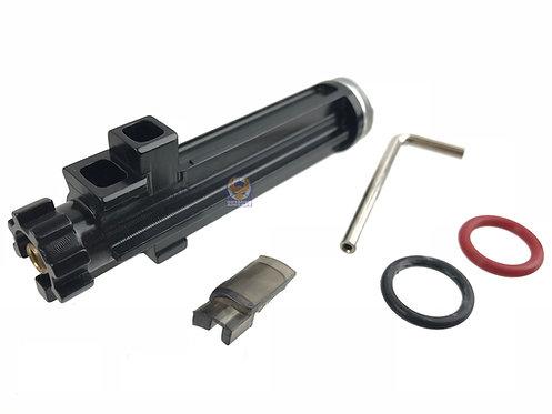 5KU-GB-139 ALUMINUM NOZZLE NPAS FOR M4 GBB (WA/INO/G&P/AGM/PRIME)