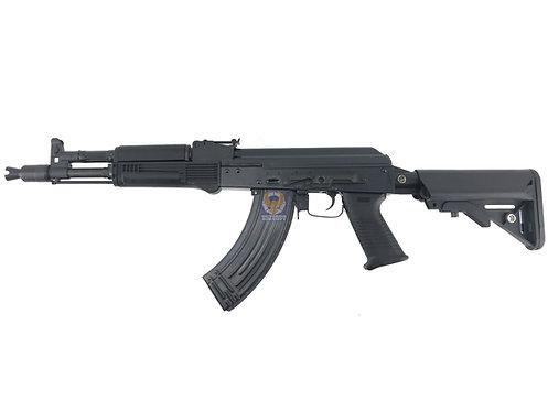 E&L AK-104 PMC Full Steel Airsoft Gun A110-A AEG Rifle