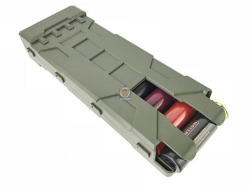 Flintlock Workshop Shot-Shells Carrier OD For Marui System Shotguns