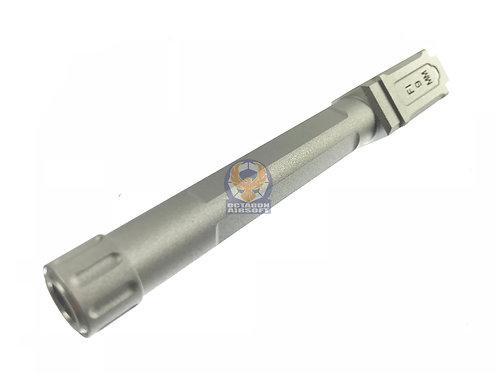 5KU-GB-450-S FI 9MM -14mm Threaded Barrel For Tokyo Marui G17 Series GBB