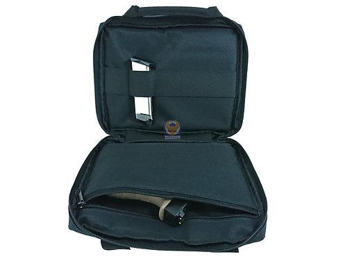 FLW Handgun Pistol Bag Soft Case - Small - BK