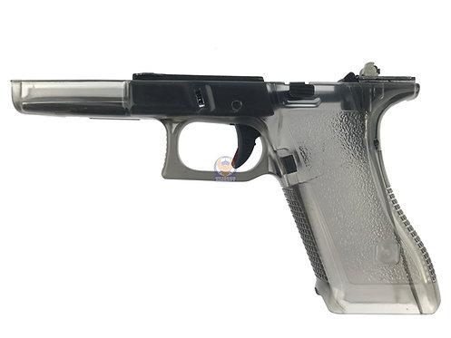 FLW Gen 2 Lower w/ Internal Parts Transparent Black