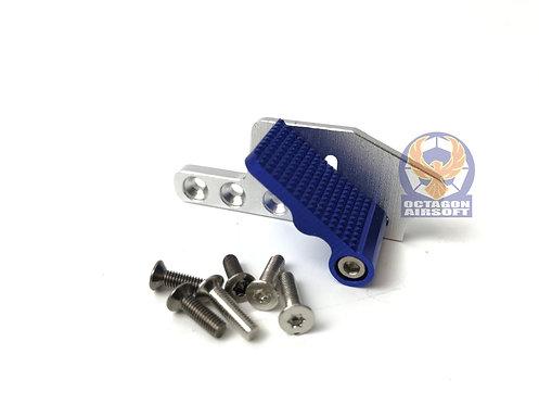 5KU Adjustable Thumb Rest for TM Hi-capa (SV/Blue)