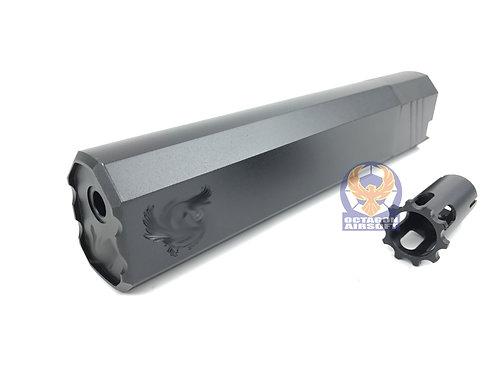 Ranger Up Silencer for 14mm CCW / CW (BK)
