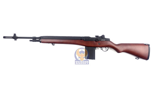 Classic Army M14 Match AEG with Real Wood Version