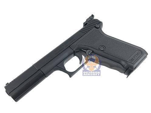 Flintlock Workshop Custom CNC Slide P7M13 Schumacher GBB Pistol (BK)
