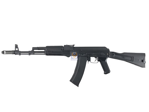 E&L AK74MN A106 Full Metal AEG Rifle w/ Composite Furniture & Fol