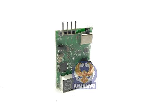 Lipo Battery Voltage Meter