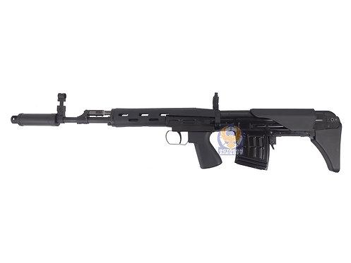 Bear Paw OTS-03 SVU GBB Rifle Aluminium Version