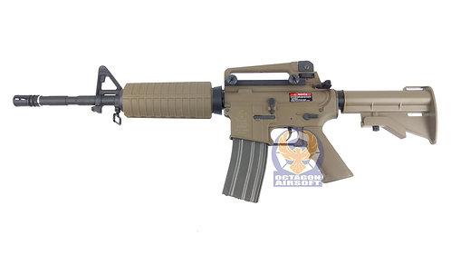 Ares M4A1 Carbine AEG (Nylon Fiber+Al.Alloy Ver, Tan)