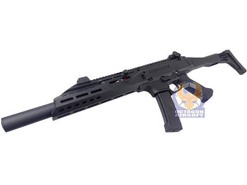 ASG CZ Scorpion EVO3A1 B.E.T. Carbine AEG (Black)