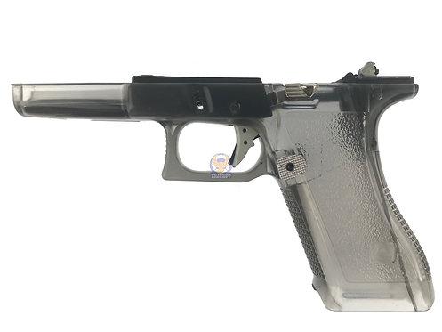 FLW Gen 2 Lower w/ Gun Modify Parts Transparent Black