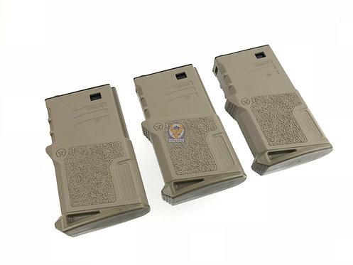 ARES Amoeba 120 rds Short Magazines for M4 / M16 AEG DE (3 piece)