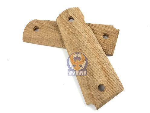 RSOV Wood Grip For TM 1911 GBB (Type A, 246)