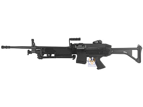 Classic Army CA006M M249 Minimi Electric Machine Gun