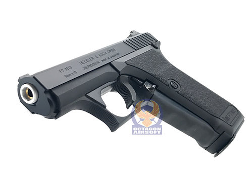 FLW CNC Slide P7M13 GBB Pistol (Black)