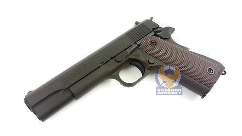 Army R31-C 1911A1 GBB (Dark Brown)