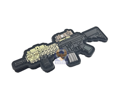WTF Tactical MK18 MOD 1 Patch