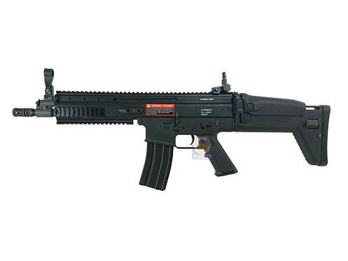 Classic Army CA020P-B1 SCAR L CQC MK16 Mod 0 AEG DX Set (Black)