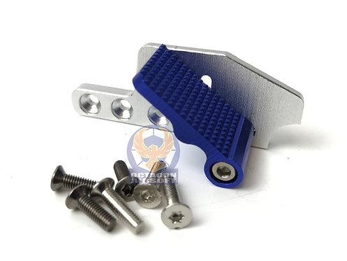5KU-GB-278-BL 5KU Adjustable Thumb Rest for Hi-Capa Series GBB Blue