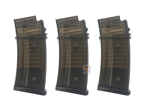 Classic Army P113P-3 50rd G36 Magazine (3 pieces set)