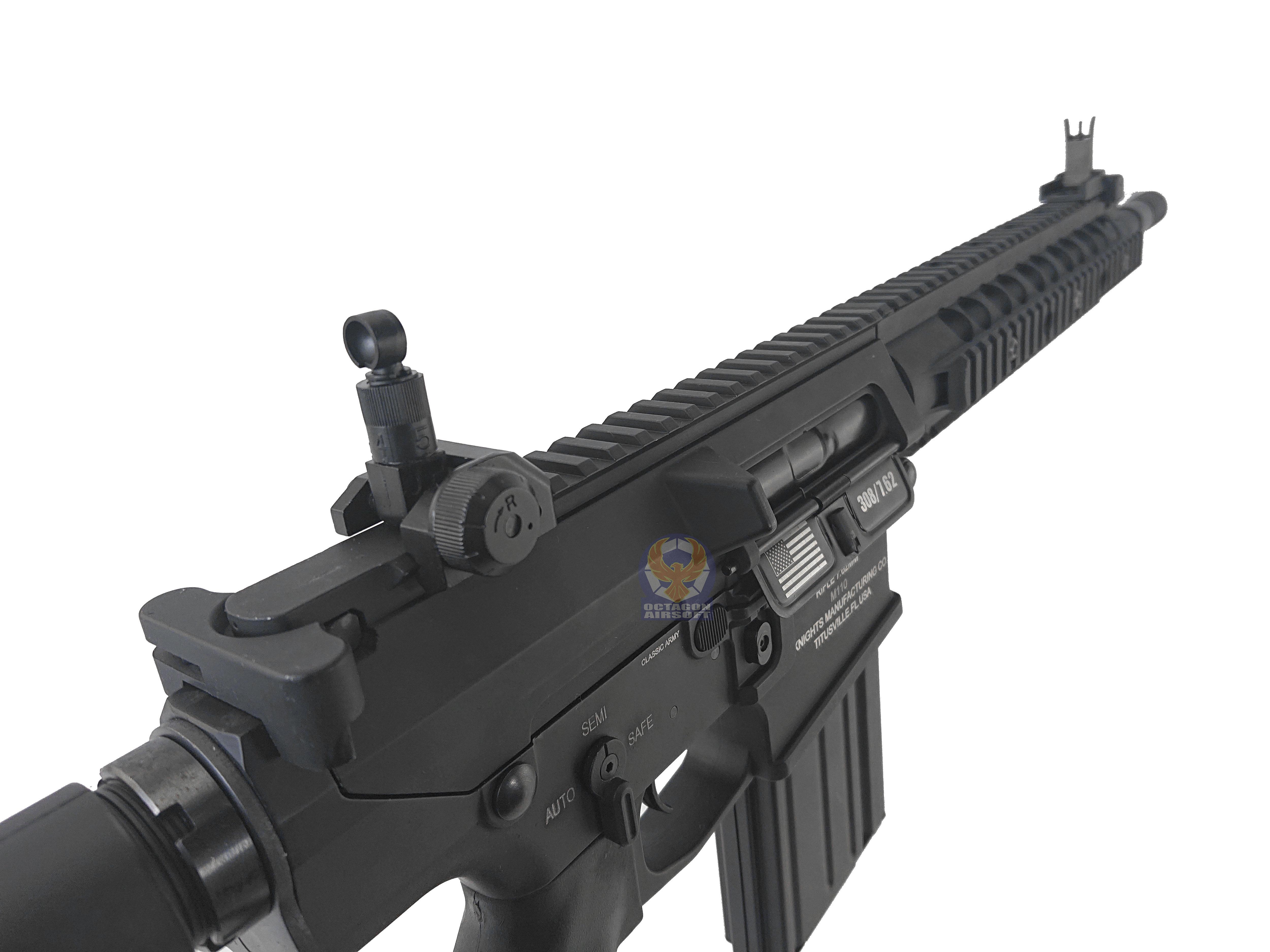 Classic Army AR019M SR-25K URX Special Forces AEG