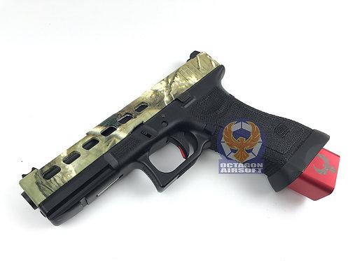 Flintlock Workshop Custom Z Style G17 GBB Type A (Camo)