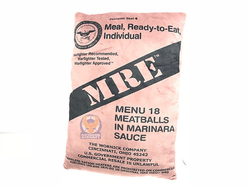 WTF MRE Medium Size Cushion