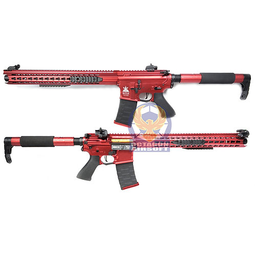 APS ASR119X Demolition Rifle 1 EBB AEG (Red)
