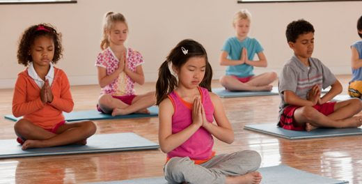 Monday - Youth Yoga @4:30pm  - 1 Month