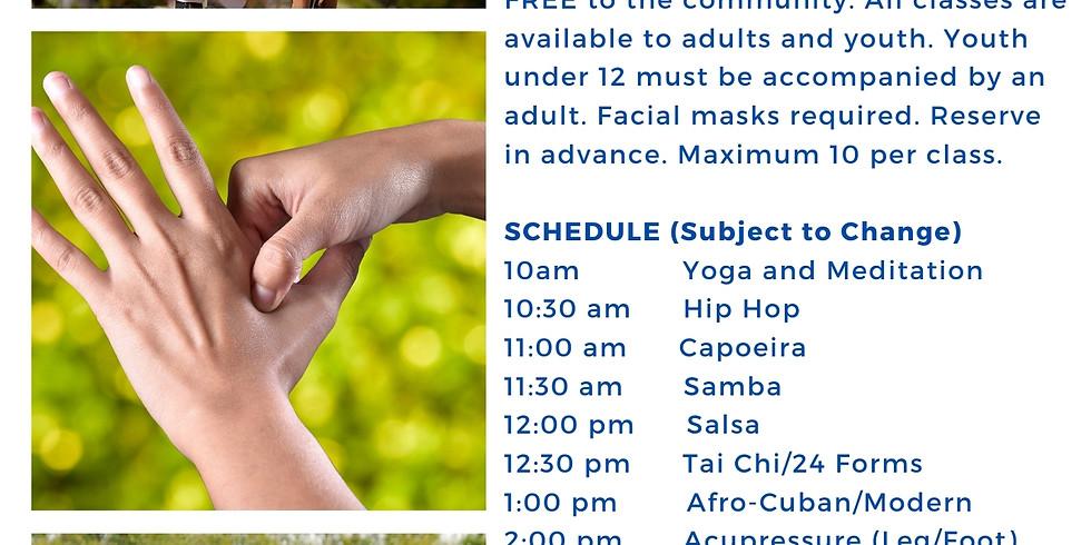 Community Wellness Day l Saturday, January 9th
