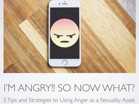 I'm angry! So now what?