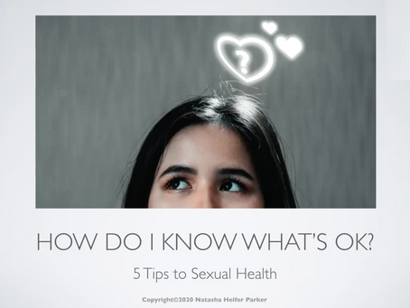 5 Tips of Sexual Health