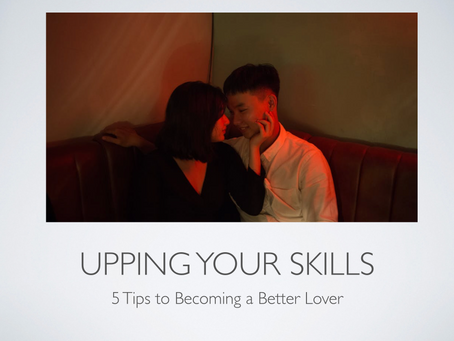 Upping Your Skills