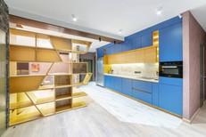 Кухня в стил хай-тек